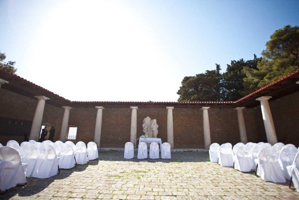 Wedding venues Split - Crikvine Kaštelet