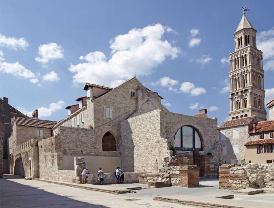 Wedding venues Split - Ethnographic Museum