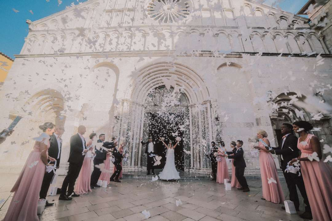Wedding ceremonies Croatia