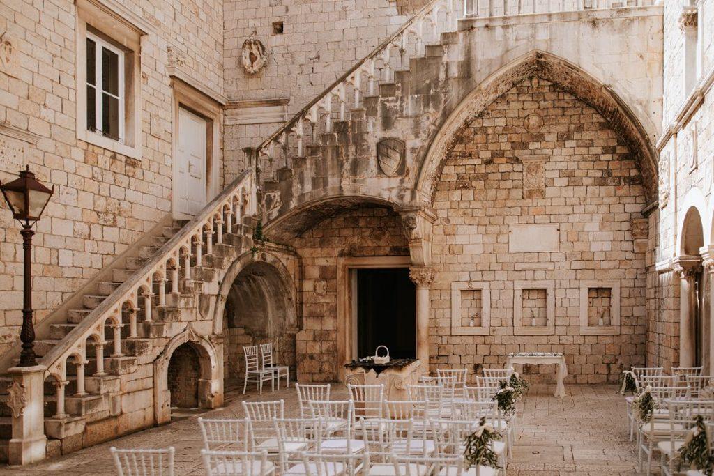 Weddings in Trogir, Croatia