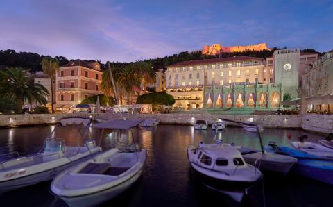 Hotel Palace Elisabeth - Wedding Venues Hvar